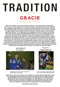 Tradition, The Rise of a Gracie Fighter (DVD)