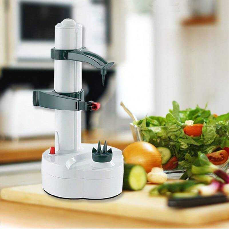 New multi-function electric automatic peeler