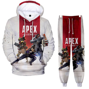 THE HOTTEST GAME OF 2019--APEX 3D sweater set