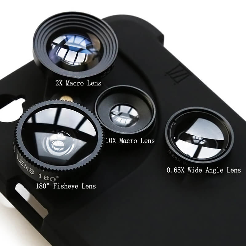4 IN 1 MOBILE CELL PHONE CAMERA LENS