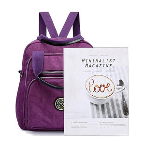 Large Capacity and Portable Shoulder Bags