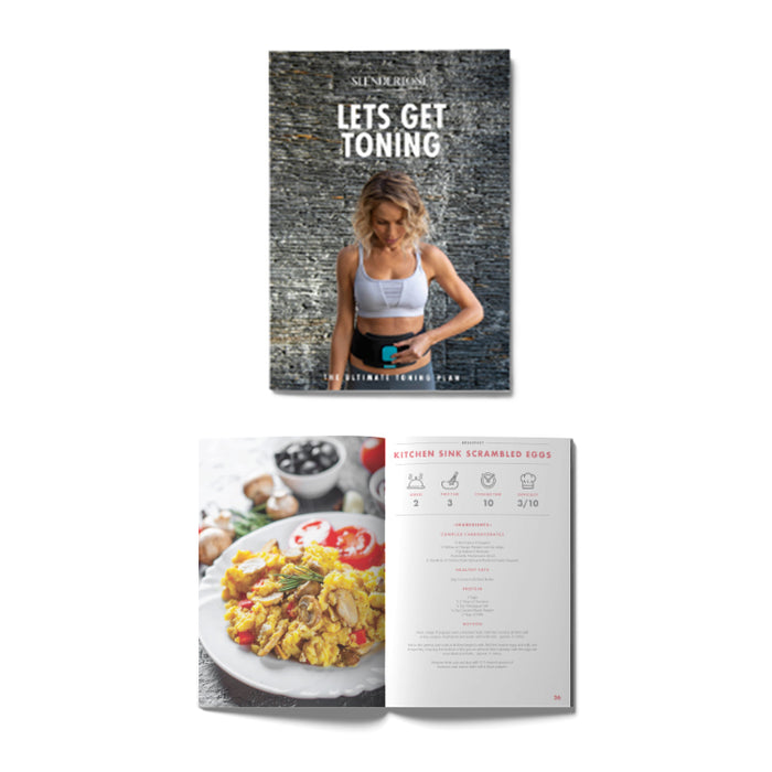 6 Week Challenge Toning Kit