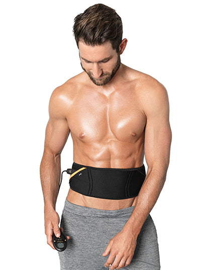 Abs7 Toning Belt & Arms Toner Men Bundle