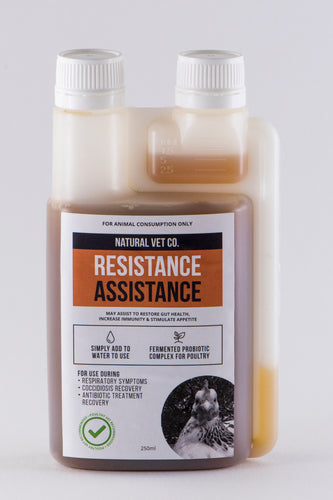 Natural Vet Co Resistance Assistance