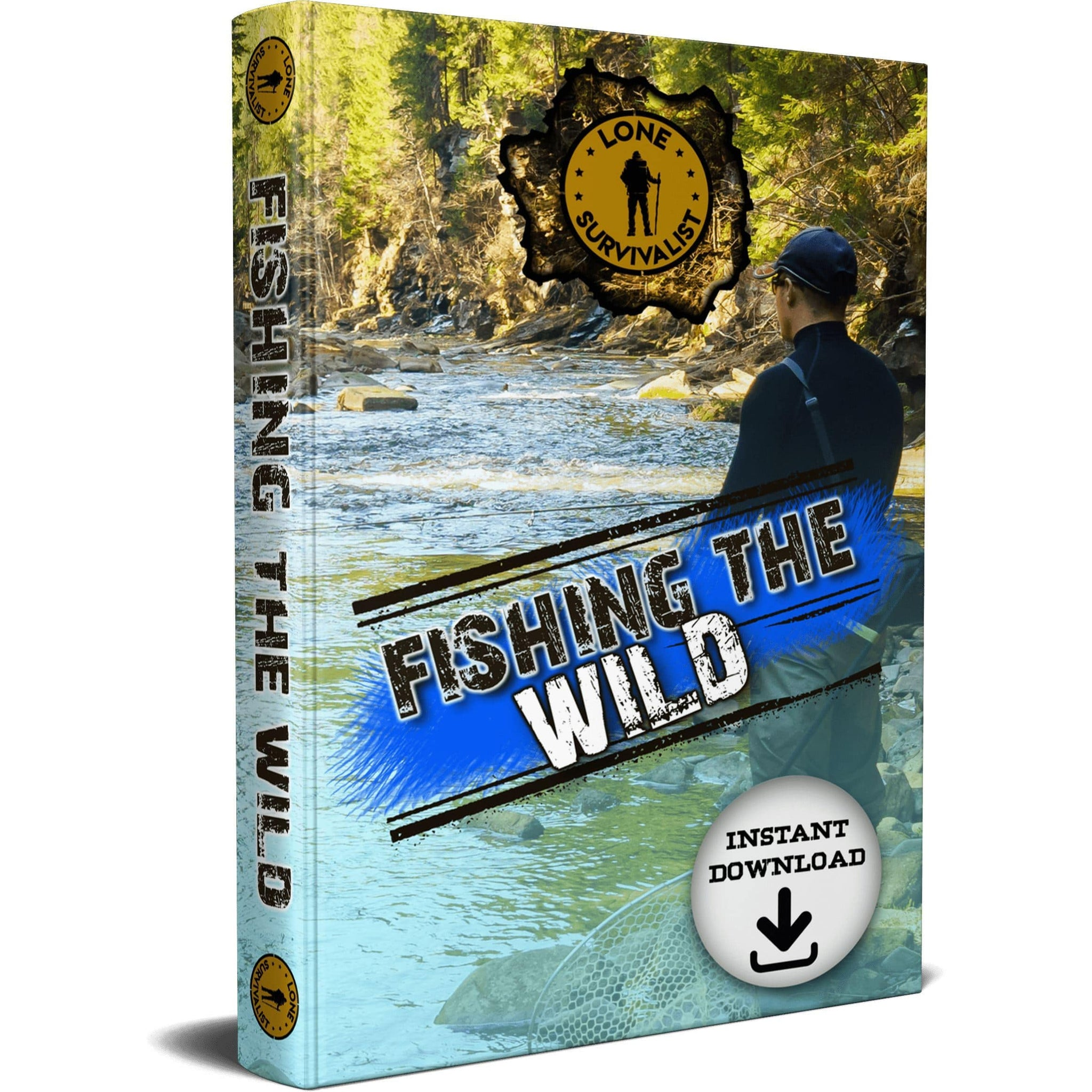 "Fishing The Wild E-Book. Survival expert Tyler White is back with a new guide on fishing in the wild.   This 50-page how-to manual is, in Tyler's own words, intended for ""someone who has never been fishing before, doesn't know the difference between a fly fishing hook or a lake fishing hook, or for someone who just wants to get better at something that they've been doing their entire life."""