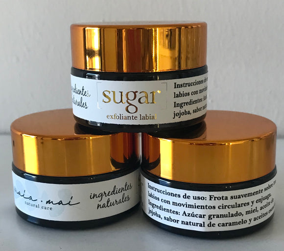 Sugar exfoliante labial