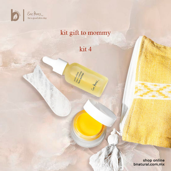 KIT MAMA lift + tone face kit