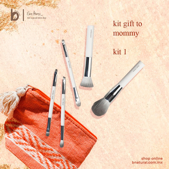 KIT MAMA beauty brush collection