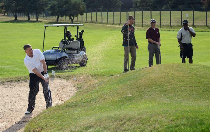 How to Get Out of The Sand – Tips for Hitting Out of a Bunker