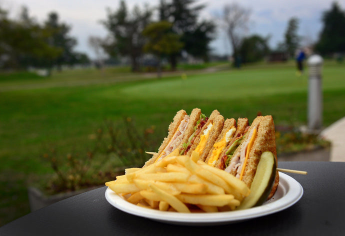 I'm Starving: Best Bites to Get at The Golf Course