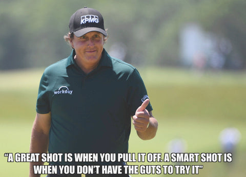 Phil Mickelson quote