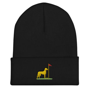 Big Dog Beanie Proud 90 Black