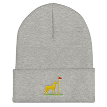 Load image into Gallery viewer, Big Dog Beanie Proud 90 Heather Grey