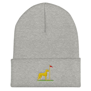Big Dog Beanie Proud 90 Heather Grey