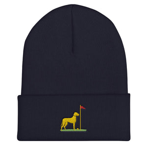 Big Dog Beanie Proud 90 Navy
