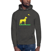 Load image into Gallery viewer, Big Dog Hoodie Proud 90 Charcoal Heather S