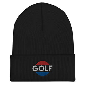 GOLF Beanie Proud 90 Black