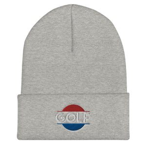 GOLF Beanie Proud 90 Heather Grey