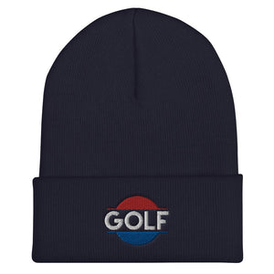 GOLF Beanie Proud 90 Navy