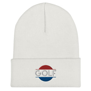 GOLF Beanie Proud 90 White