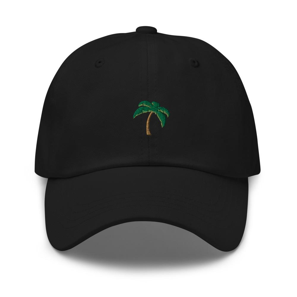 Little Palm - Proud 90 Dad Hat Proud 90 Black