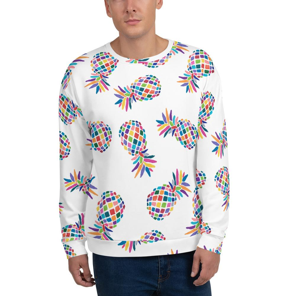Pineapple Party - Crew Neck Pullover Proud 90 XS