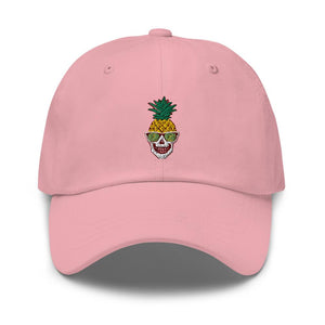 Rotten Pineapple - Dad hat Proud 90 Pink