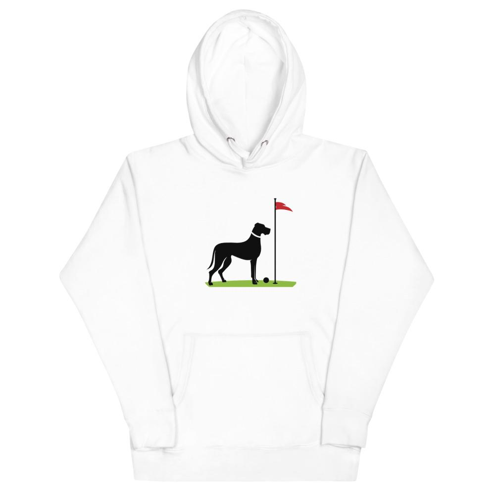 The OG Big Dog Hoodie Proud 90 White S