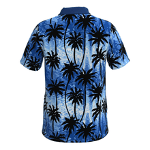 Load image into Gallery viewer, Trippy Palms - Blue - PREORDER TODAY Proud 90