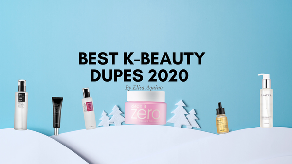 Best K-Beauty Dupes in 2020 for Popular High-End Skincare Products