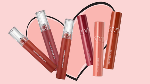 rom&nd (romand) Juicy Lasting Tint and Water Glasting Tint