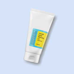 Fan of double cleansing? This foam cleanser will be the best partner for any oil cleanser of your liking.