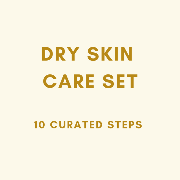 MEEKAH 10-Steps Dry Skin Set  - Korean Beauty - Meekah