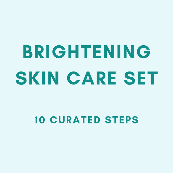 MEEKAH 10-Steps Brightening Set  - Korean Beauty - Meekah