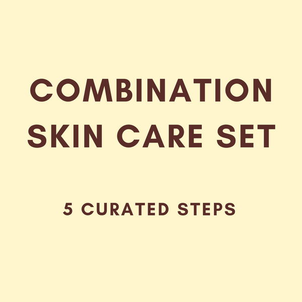 MEEKAH 5-Steps Combination Skin Set  - Korean Beauty - Meekah