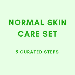 MEEKAH 5-Steps Normal Skin Sets  - Korean Beauty - Meekah