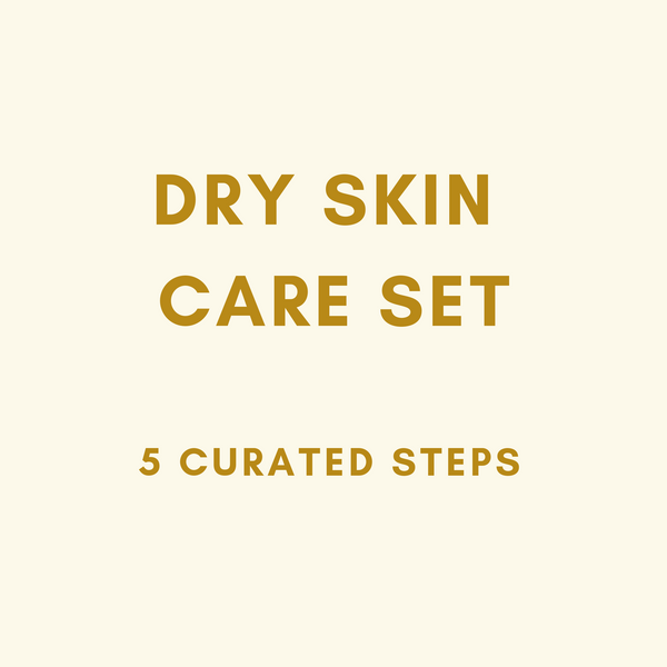 MEEKAH 5-Steps Dry Skin Set  - Korean Beauty - Meekah