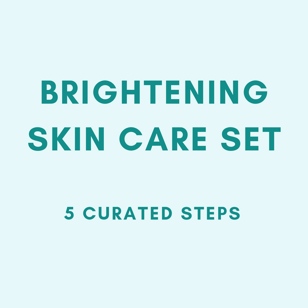 MEEKAH 5-Steps Brightening Set  - Korean Beauty - Meekah