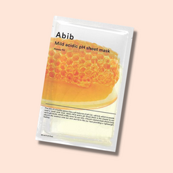 Abib Mild Acidic pH Sheet Mask Honey Fit