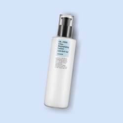 This COSRX Oil-Free Ultra Moisturizing Lotion is a lightweight daily moisturizer for both day-and-night-time skincare routine. Instead of water, 70% of this lotion is made up of birch sap, which is one of our favorite ingredients.