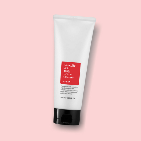 COSRX Salicylic Acid Daily Gentle Cleanser - Top 5 COSRX Product