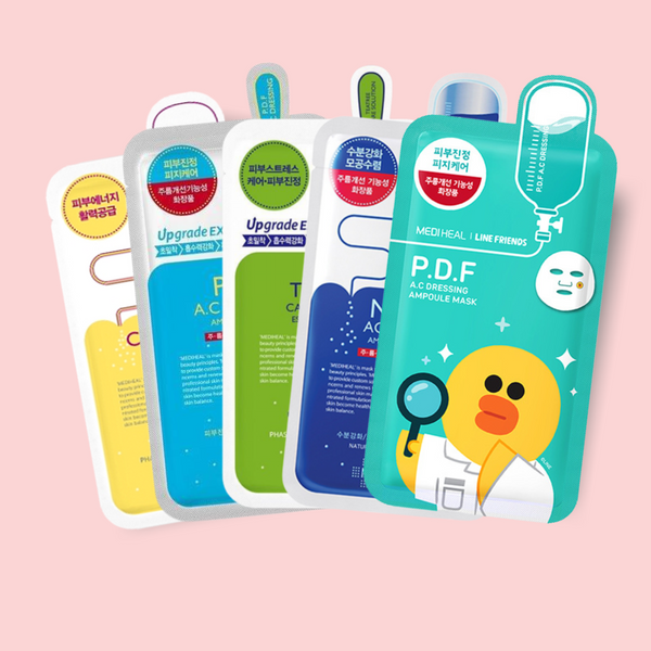 Mediheal Sheet Mask Set