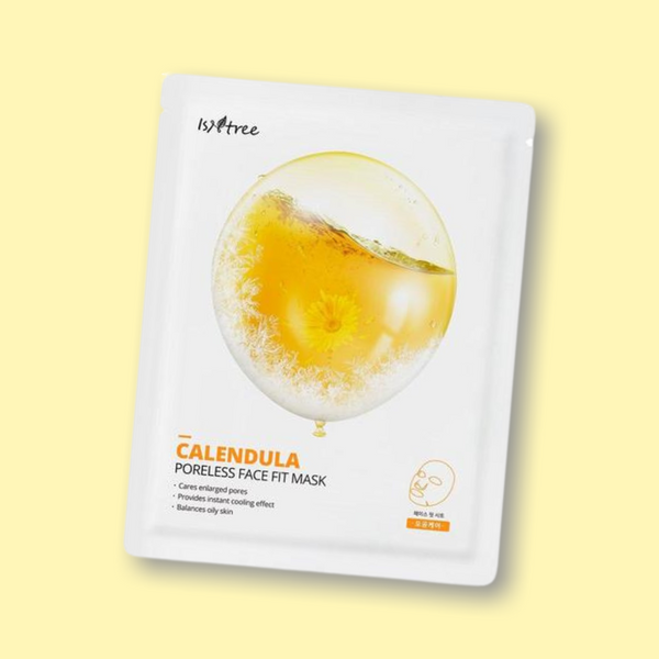 Isntree Calendula Poreless Face Fit Mask