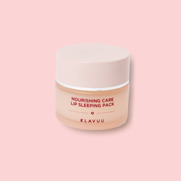 This KLAVUU Nourishing Care Lip Sleeping Pack is packed with nourishing avocado, sweet almond, and apricot seed oils to leave your lips soft and supple in the morning. The texture feels silky and not sticky. It glides on your lips effortlessly. It instantly refreshes and hydrates the dry lips.