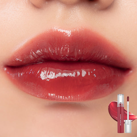 rom&nd 02 RED DROP - rouge red color that Bae Suzy used in her K-Drama 'Start up'