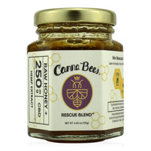 Load image into Gallery viewer, Bee Delightful - Canna Bees CBD Honey (Rescue Blend - 250mg)