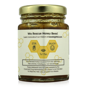 Bee Delightful - Canna Bees CBD Honey (Rescue Blend - 250mg) - Story