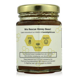 Bee Delightful - Canna Bees CBD Honey (Rescue Blend - 500mg) - Story