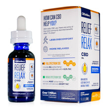 Load image into Gallery viewer, CBDistillery - Full Spectrum CBD Oil - Maximum Strength - 2500mg - 83mg per ml - About CBD
