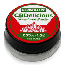 Load image into Gallery viewer, CBDistillery - CBDelicious CBD Isolate